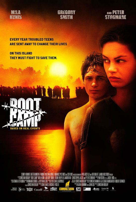 Boot Camp movie