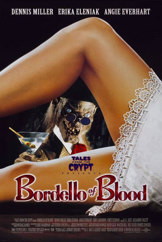Bordello of Blood movie