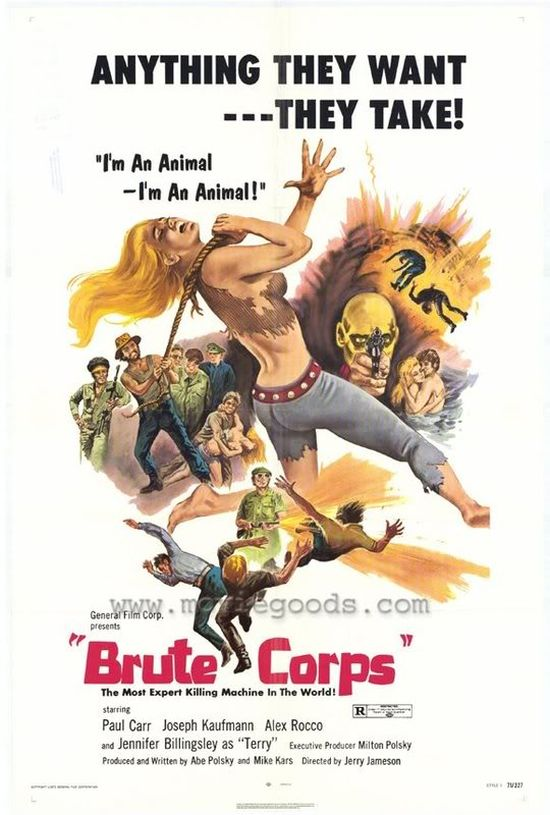Brute Corps movie