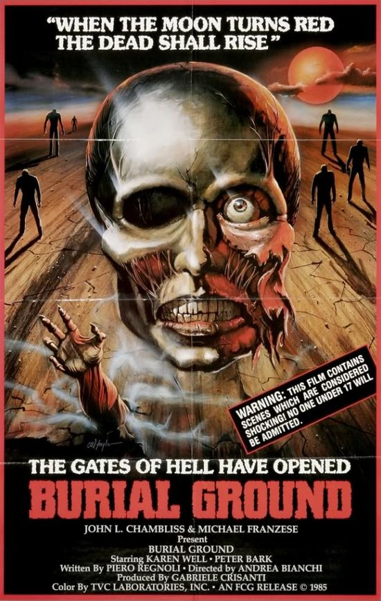 Burial Ground: The Nights of Terror movie