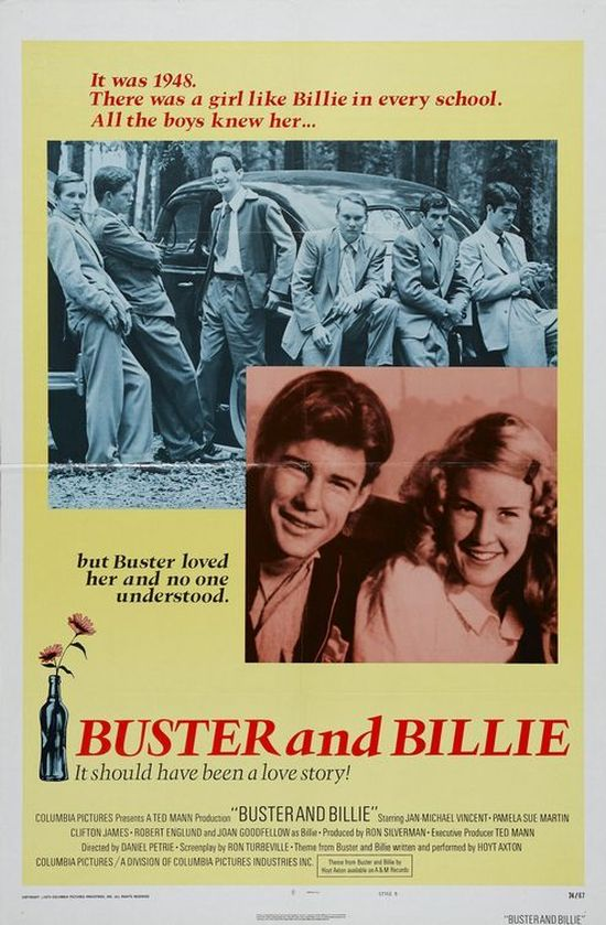 Buster and Billie movie