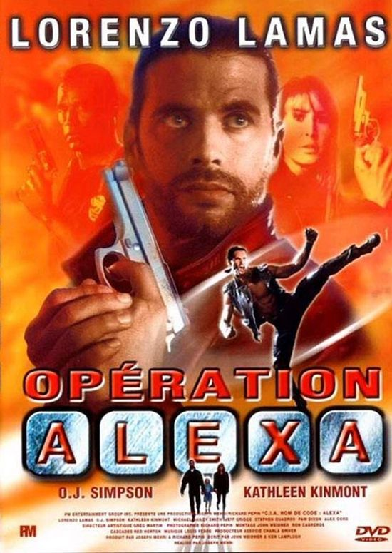CIA Code Name: Alexa movie