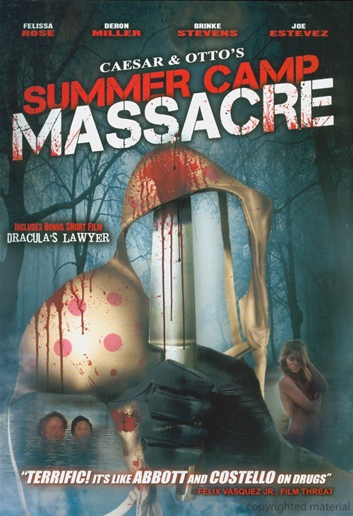 Caesar and Otto's Summer Camp Massacre movie