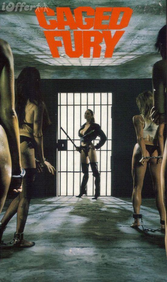 Caged Fury (1990) movie
