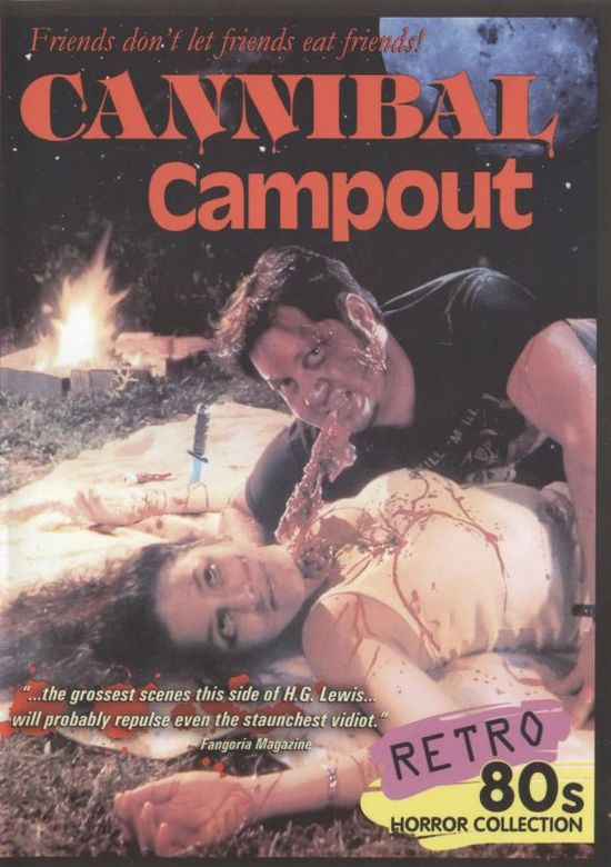 Cannibal Campout movie