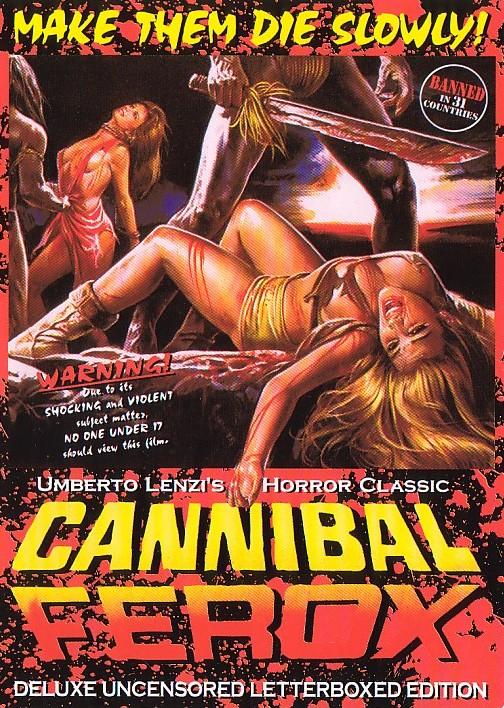 Cannibal Ferox movie