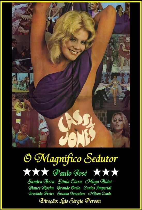 Cassy Jones, o Magnífico Sedutor movie