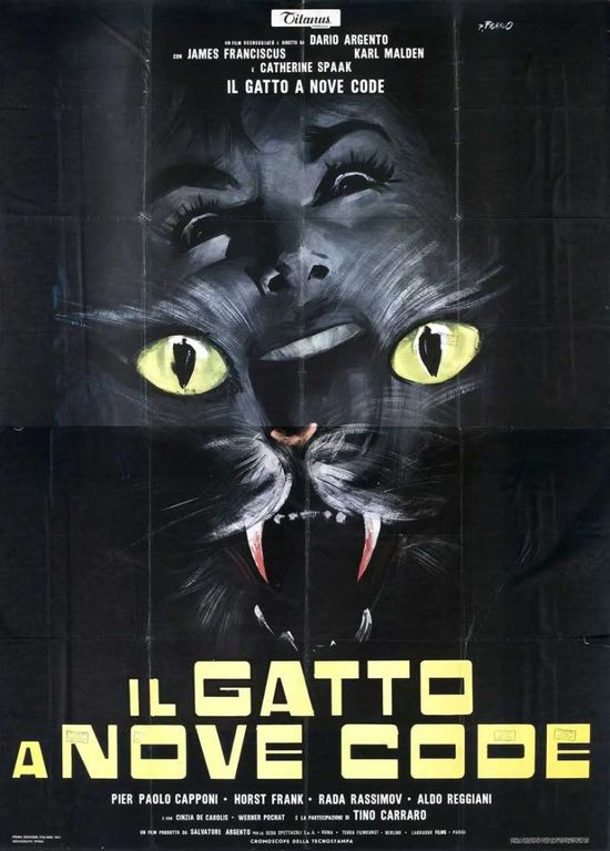 The Cat o' Nine Tails movie