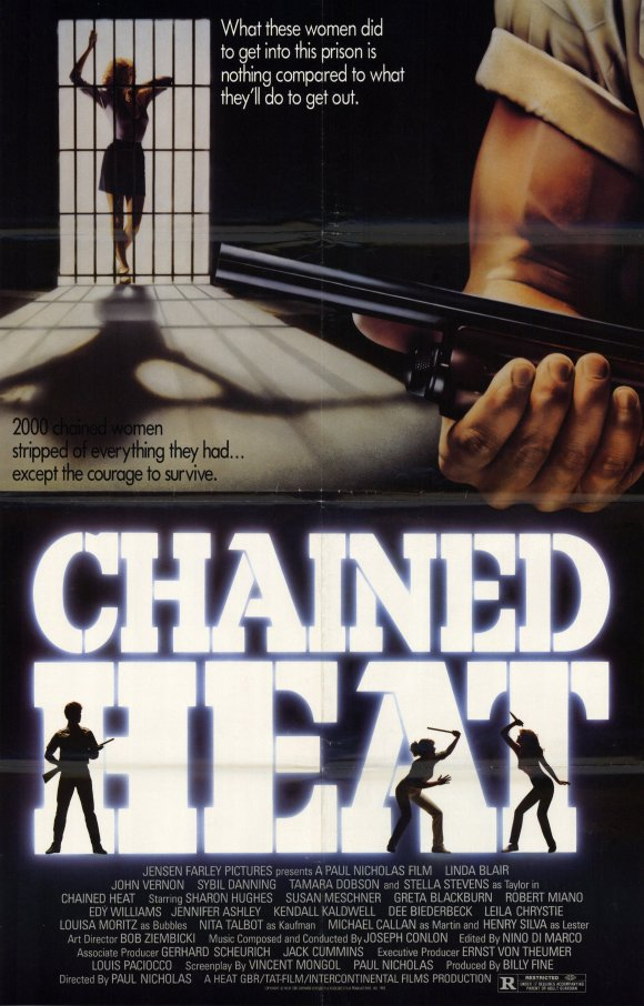Chained Heat movie