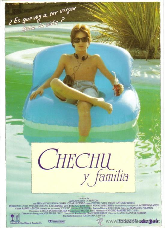 Chechu y familia movie