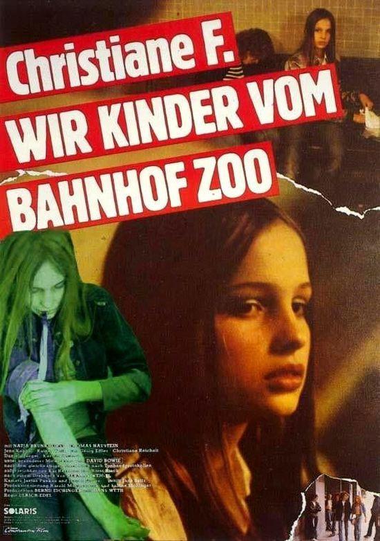 Christiane F. - Wir Kinder vom Bahnhof Zoo movie