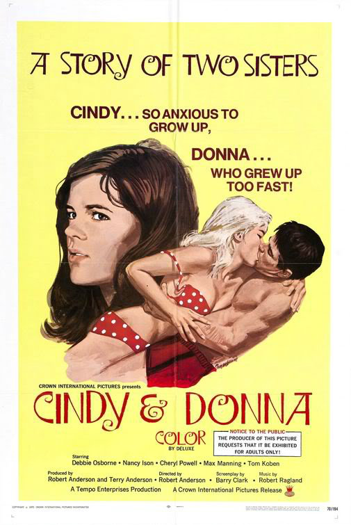 Cindy and Donna movie