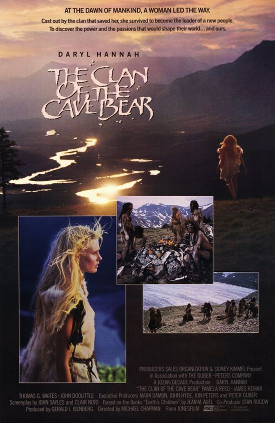The Clan of the Cave Bear movie
