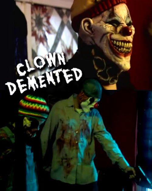 Clown Demented movie