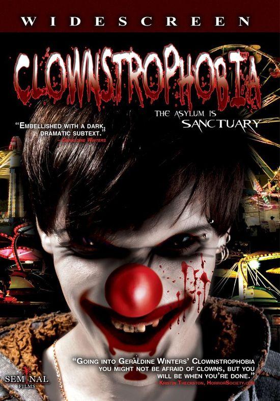 Clownstrophobia movie