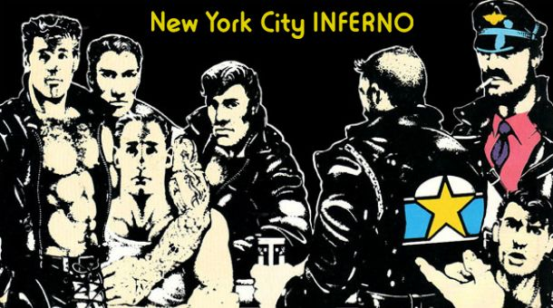 New York City Inferno movie