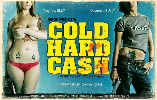 Cold Hard Cash movie