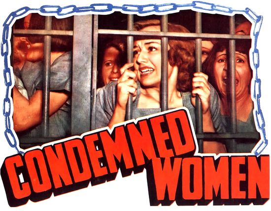 Condemned Women movie