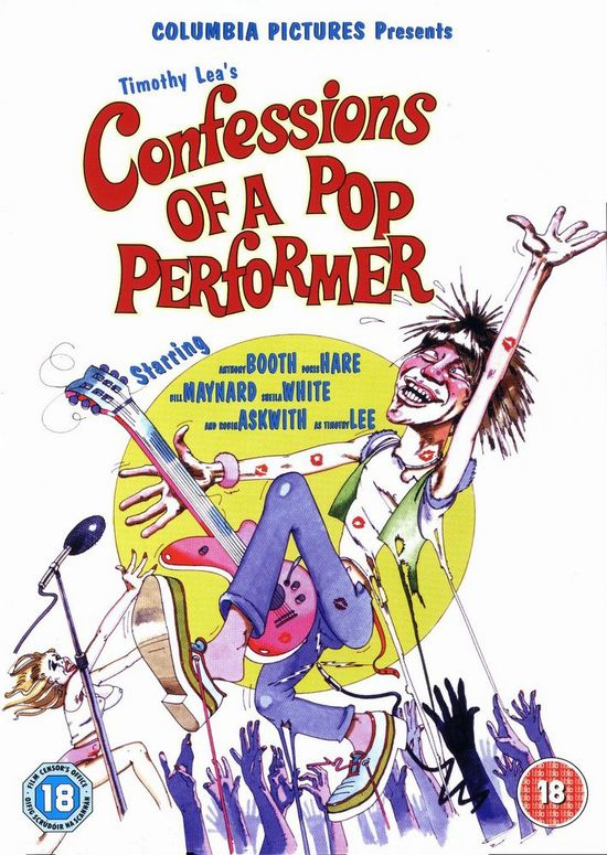 Confessions of a Pop Performer movie