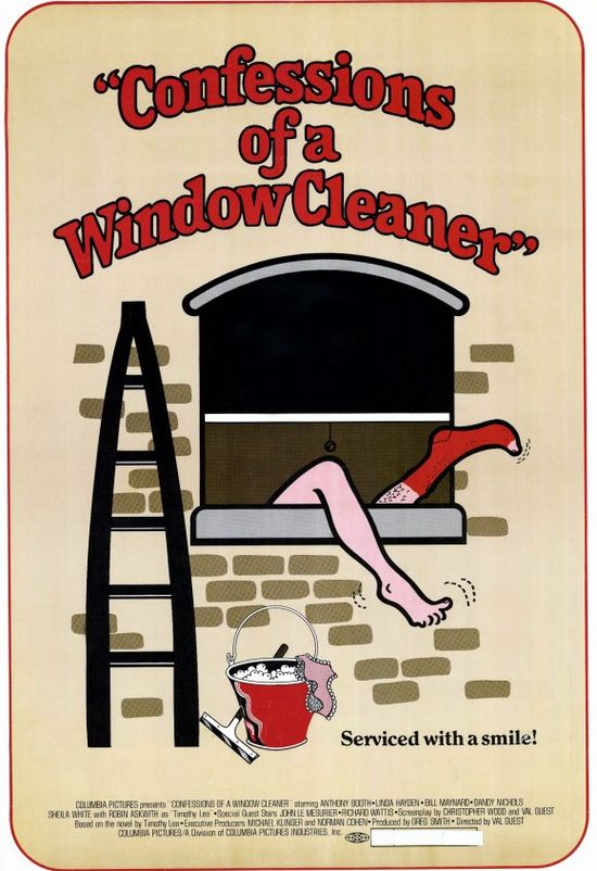 Confessions of a Window Cleaner movie