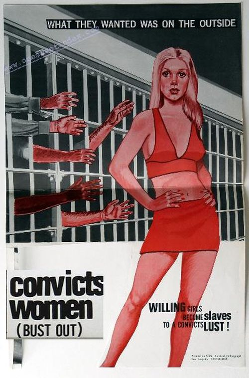 Convicts' Women (Bust out) movie