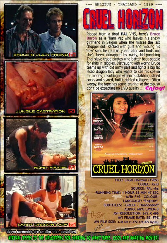 Cruel Horizon movie
