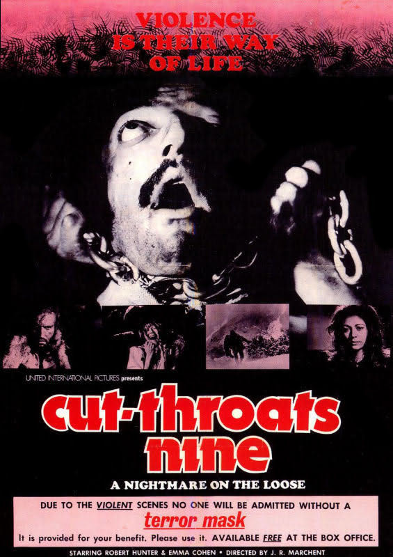 Cut-Throats Nine movie