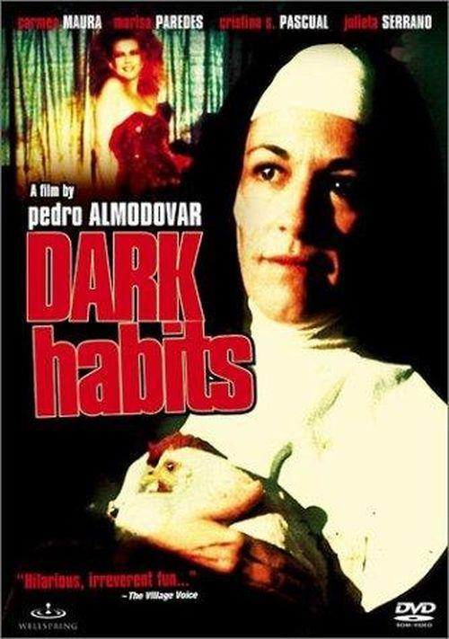 Dark Habits AKA Entre tinieblas movie