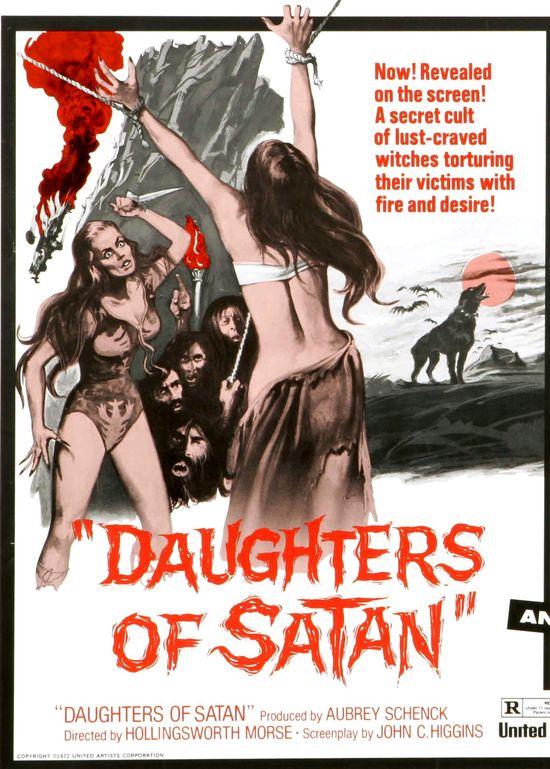 Daughters of Satan movie