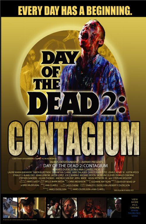 Day of the Dead 2: Contagium movie