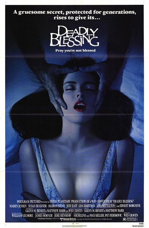 Deadly Blessing movie