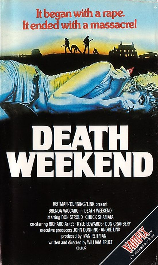 Death Weekend movie