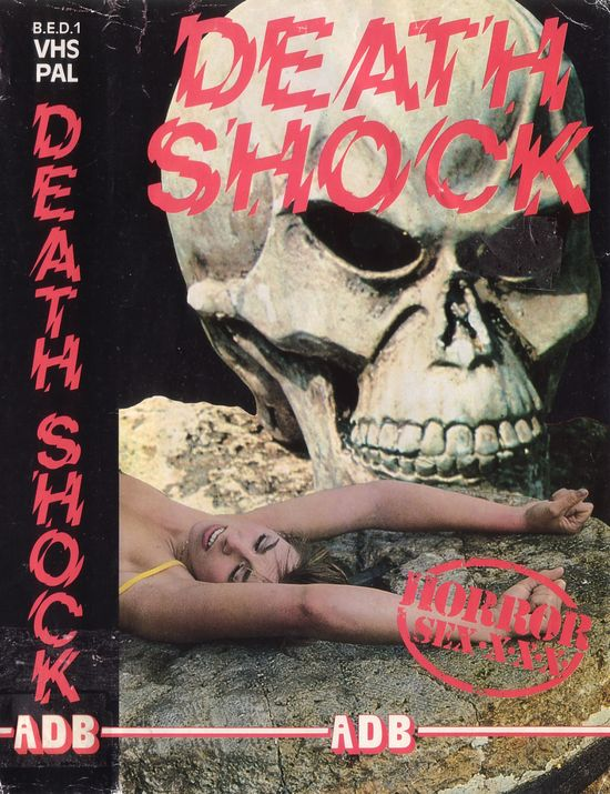 Death shock movie