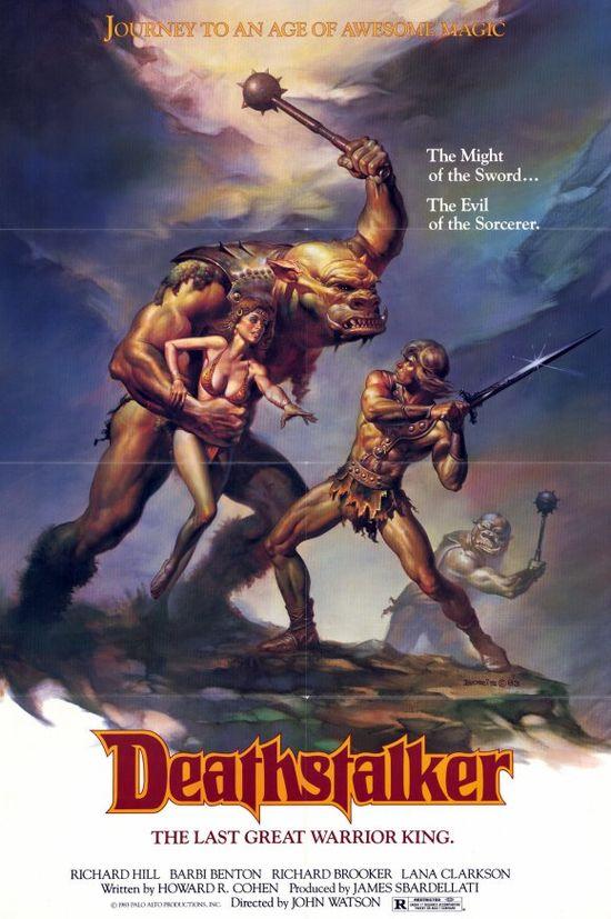 Deathstalker movie
