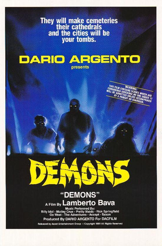 Demons  movie