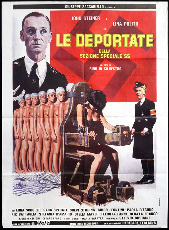 Deported Women of the SS Special Section movie