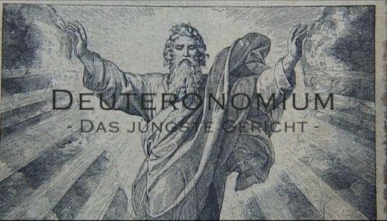 Deuteronomium movie