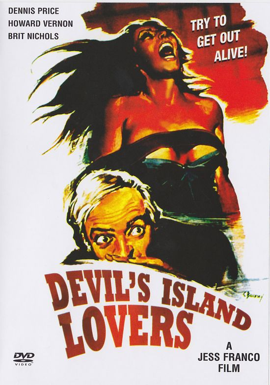 Lovers of Devil's Island movie