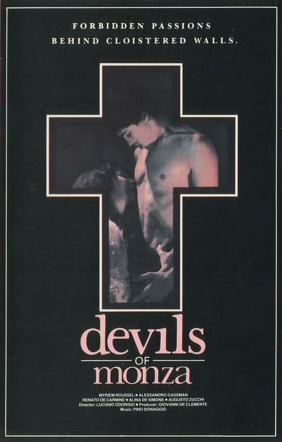 Devils of Monza movie