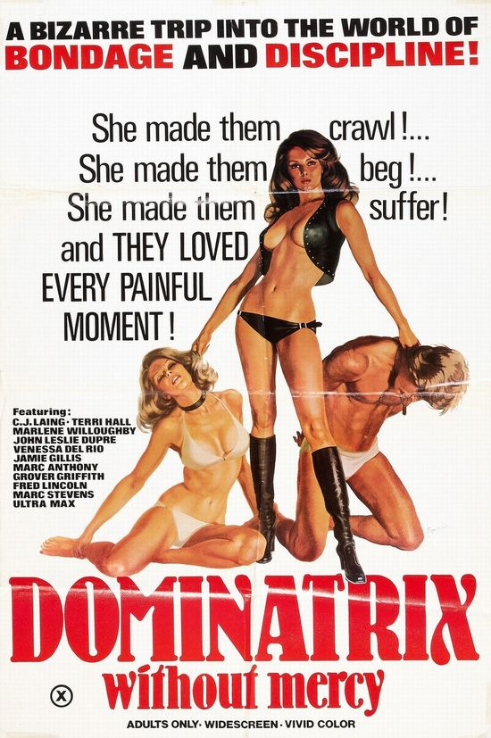 Dominatrix Without Mercy movie