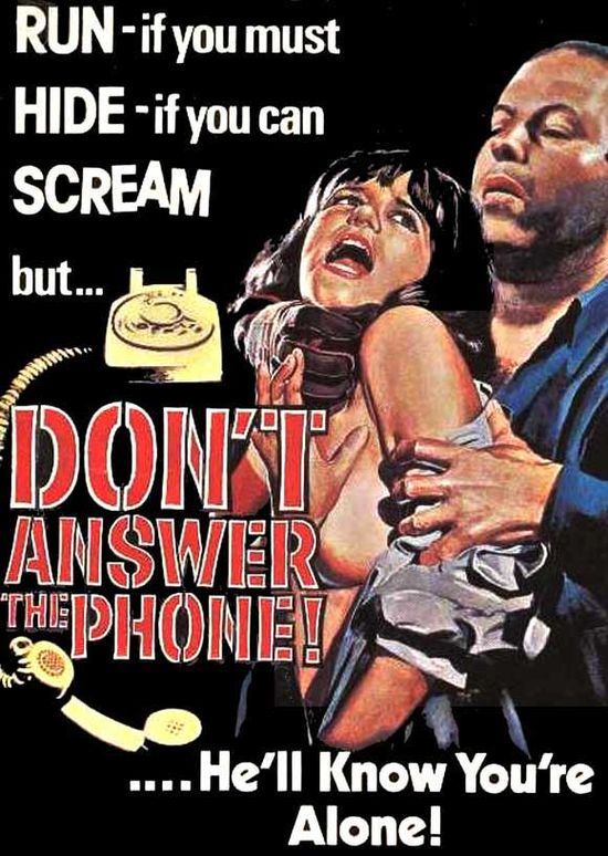 Don't Answer the Phone! movie