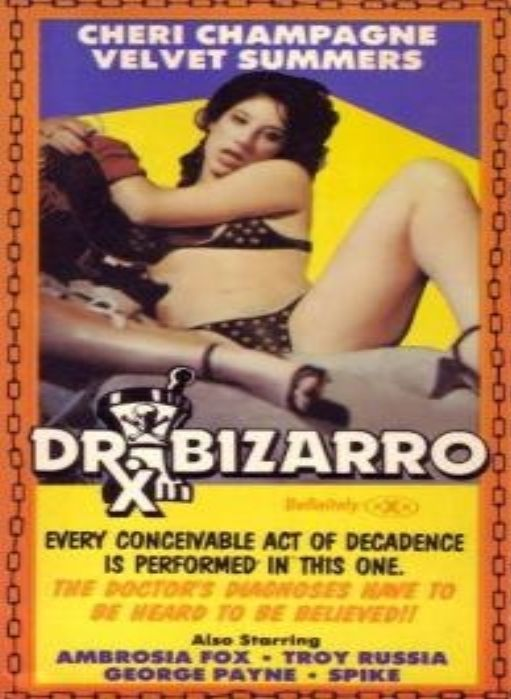 Dr. Bizarro movie