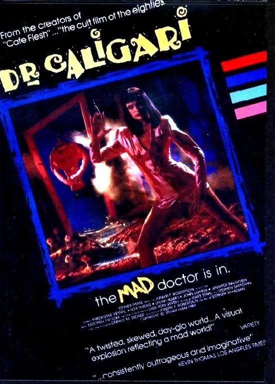 Dr. Caligari movie
