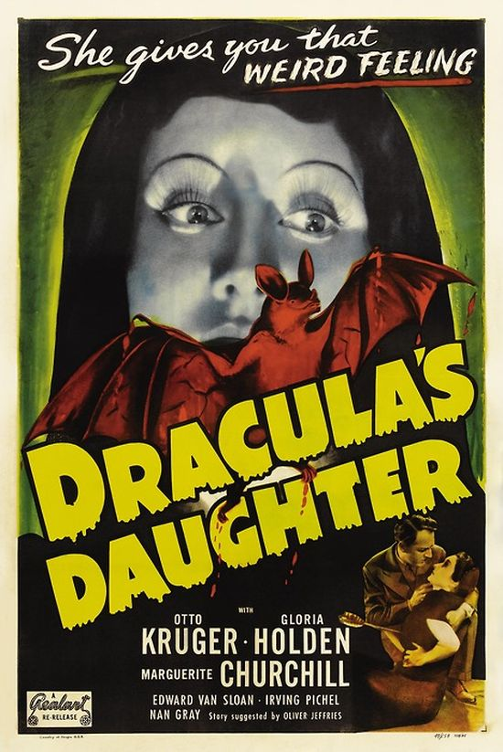 Dracula's Daughter (1936) movie