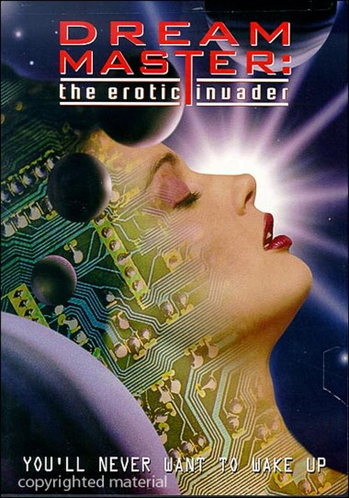 Dreammaster The Erotic Invader movie