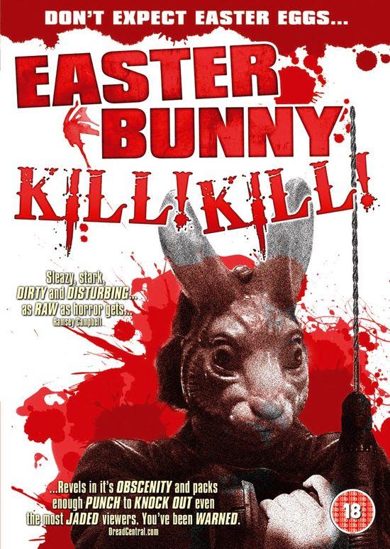 Easter Bunny, Kill! Kill! movie