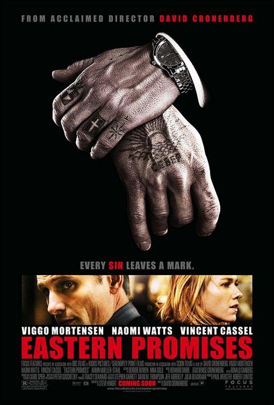 Eastern Promises movie