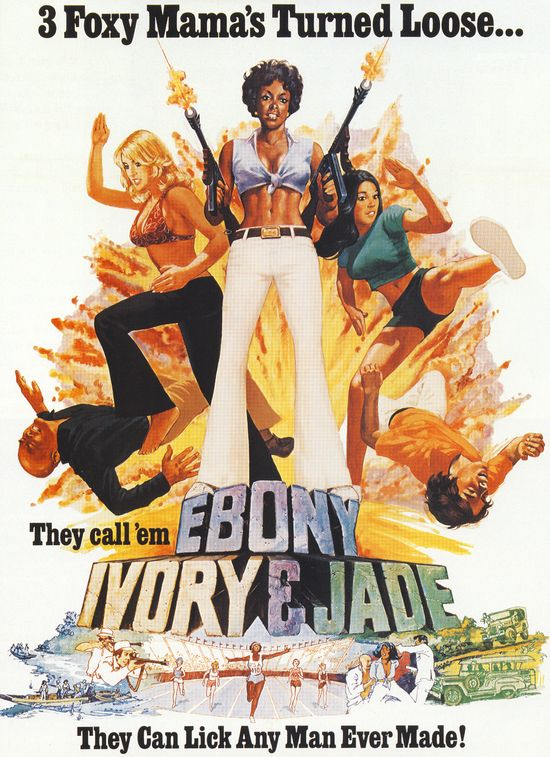 Ebony, Ivory & Jade movie