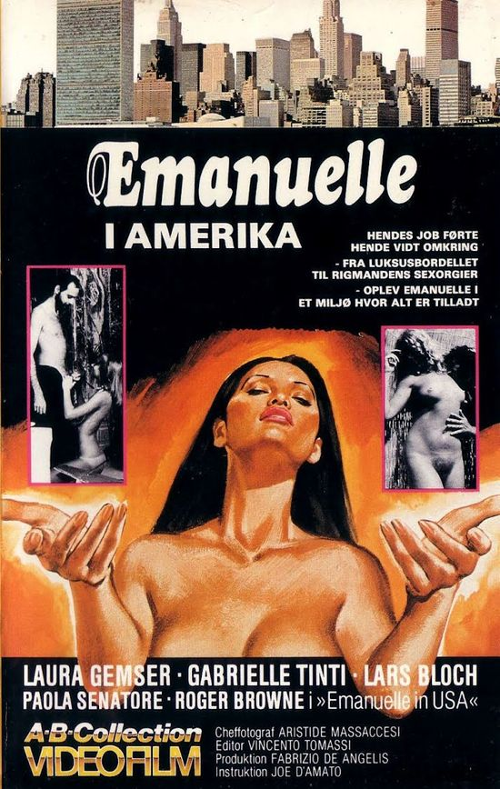 Emmanuelle in America movie