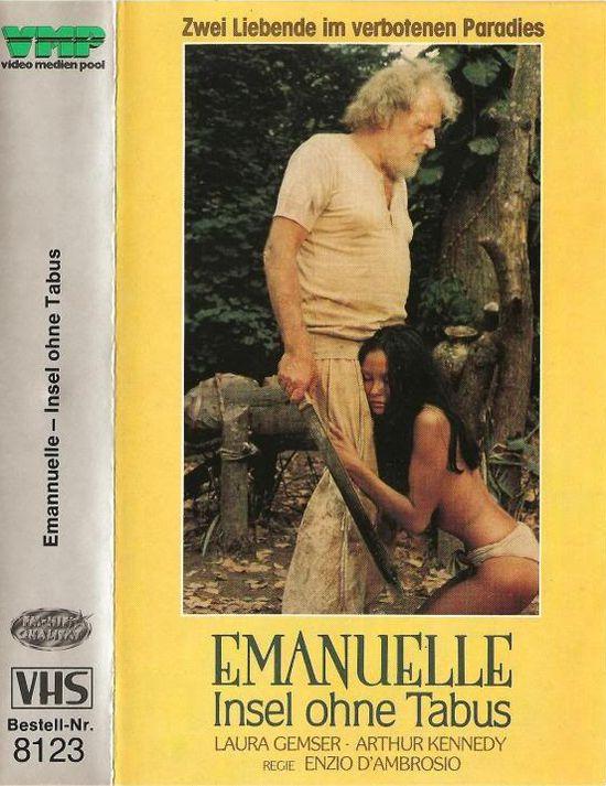 Emanuelle on Taboo Island movie